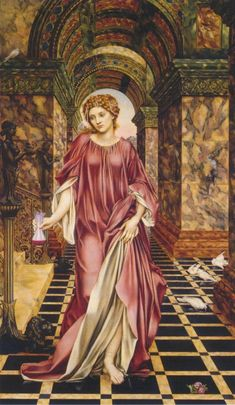 Inspired by Art Herstory: Evelyn Pickering de Morgan's 'Medea' | The Closet Feminist