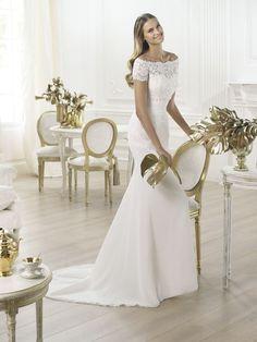 Avance colección PRONOVIAS 2014 #boda #vestidos