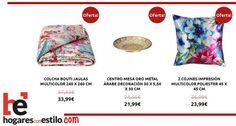 #OFERTAS del viernes en hogaresconestilo.com #home #hogar #estilo #deco #decoración