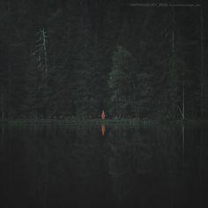 The Mirror Side of the Pond by DmitryVasilyev on deviantART