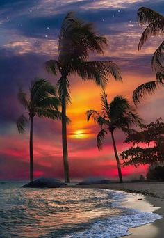 Sunset Pictures, Beach Pictures, Nature Pictures, Beautiful Pictures, Sunset Pics, Beautiful Nature Wallpaper, Beautiful Landscapes, Beautiful Sunrise, Beautiful Beaches