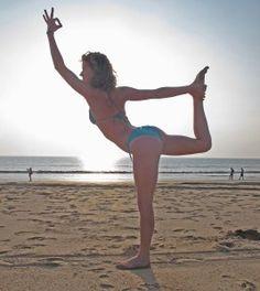 Natarajasana -Dancer Pose