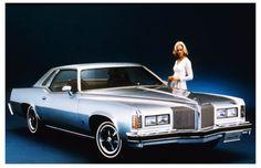 1976 Pontiac Grand Prix 2-Door Hardtop