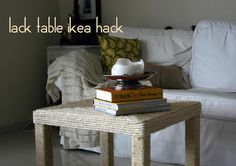 DIY Furniture : DIY  coffee table