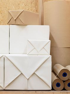 craft paper packages