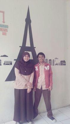 with Mr. Kacang =))