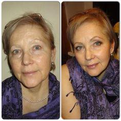 возрастной макияж - Поиск в Google