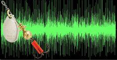 Priebehy zvuky vydávané Aglio # 0 (Spin Fly)