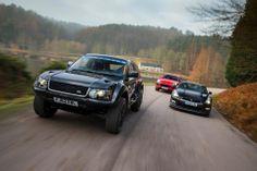 Bowler EXR - Land Rover's hooligan Nephew!