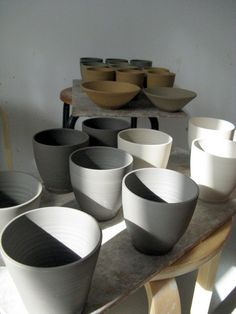 Noot & Zo Ceramics and pottery design by Suus Notenboom: The making of.....