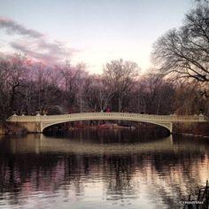 Bow Bridge / Central Park
