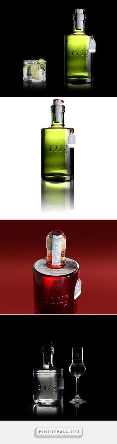 German Distillery 1113 - Packaging of the World - Creative Package Design Gallery - http://www.packagingoftheworld.com/2016/10/german-distillery-1113_27.html
