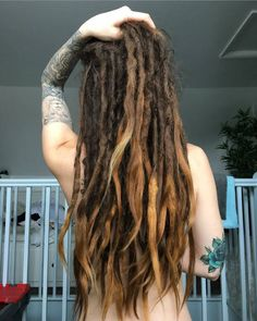 Dreadlock Styles, Dreads Styles, Curly Hair Styles, Natural Hair Styles, Dreadlock Hairstyles, Messy Hairstyles, Dread Braids, Turban, Beautiful Dreadlocks