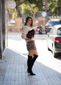 Ms Treinta - Blog de moda y tendencias by Alba. - Fashion Blogger -: leo