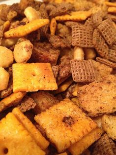Spicy Bacon Ranch  CHEX Mix