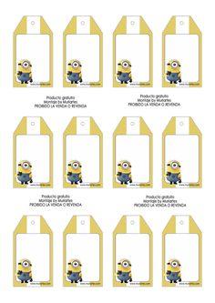 Minion Classroom Theme, Minion Theme, Minion Birthday, Classroom Themes, Boy Birthday, Birthday Party Themes, Minion Candy, Minion Stickers, Minions Despicable Me