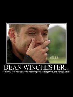 Dean moments