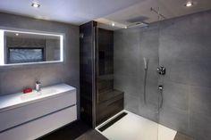 900 Badkamer Ideas Bathroom Laundry In Bathroom Round Mirror Bathroom