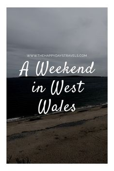 If you are looking to spend a weekend in West Wales, read this article about what you can do in various top spots such as Tenby and Saundersfoot. Visit Uk, Visit Wales, Travel Tips For Europe, Travel Advice, Green Scenery, Working Holidays, Beaches In The World, Travel Information, Travel Couple