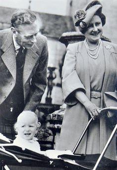ing Georges V and Queen Elisabeth I