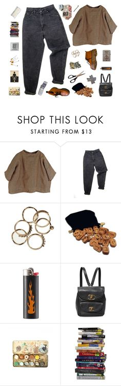 """""""KARMA HAS NO DEADLINE ♡"""" by i-run-with-ghosts ❤ liked on Polyvore featuring DAMIR DOMA, Levi's and Zippo"""