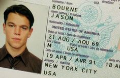 Jason Bourne returns in the first trailer for the forthcoming fifth installment