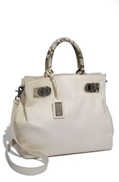 Awesome looking Badgley Mischka bag...and 50% off at Nordstroms....Wish I needed yet another bag....