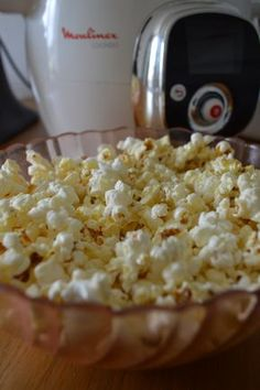 Pop Corn au Cookéo