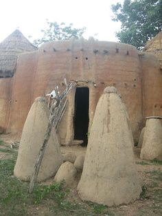 Togo Taberma house 08 - Tammari people - Wikipedia, the free encyclopedia