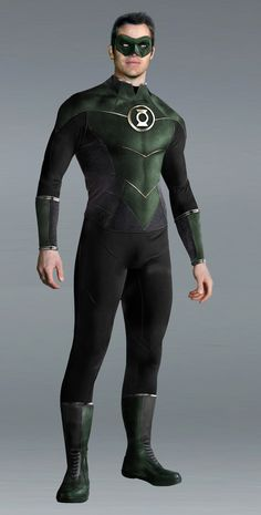 Green Lantern Cosplay AWESOME!!! <3