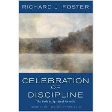 """Richard J. Foster's Celebration of Discipline: The Path to Spiritual Growth is hailed by many as the best modern book on Christian spirituality with millions of copies sold since its original publication in 1978.  In Celebration of Discipline, Foster explores the """"classic Disciplines,"""" or central spiritual practices, of the Christian faith to show how each of these areas contribute to a balanced spiritual life."""