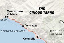 The Cinque Terre on a Budget - NYTimes.com
