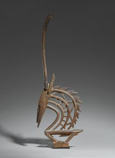- BAMANA HEADDRESS, CHIWARA - Lot 14 - Estimate: €1500 - €2000 - Find all details for this object in our online catalog! User Settings, Headdress, Objects, Catalog, Fascinators, Brochures, Headpiece, Cowls