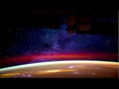 View from the ISS at Night (Original - 1080 HD) By: Knate Myers
