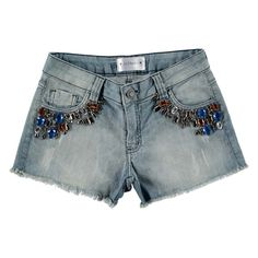Shorts Pedrarias