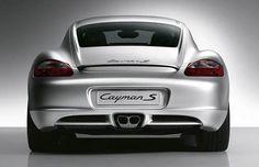 Porsche Cayman S 2007-2009