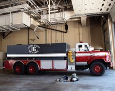 Air Force Military Fire Truck #Setcom