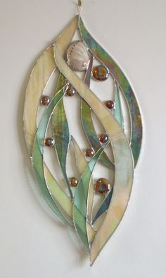 Glass art Videos Projects Creative - - How To Make Glass art Craft Projects - Sea Glass art Videos Cats - - Stained Glass Ornaments, Stained Glass Suncatchers, Stained Glass Crafts, Stained Glass Designs, Stained Glass Panels, Fused Glass Art, Stained Glass Patterns, Leaded Glass, Glass Painting Patterns