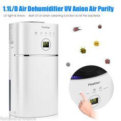 2-4L-Portable-Air-Dehumidifier-Dryer-Damp-Mould-Moisture-Home-Kitchen-Bedroom-UK