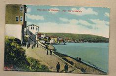 Turkey / Souvenir de Rodosto - Rue des Consulats - Ed.Armenian Aktarian