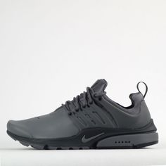 Nike Air Presto Low Utility Mens Casual Trainers Shoes Sneakers Dark Grey #Nike #CasualTrainers
