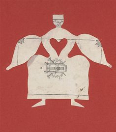 Queen of hearts Discover all the paper cuts by Andersen here.
