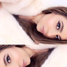 Motd ✨ silver cut-crease and dramatic winged eyeliner ✨ Cut Crease, Fashion Beauty, Silver, Eye Makeup, Money