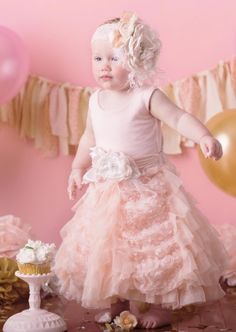 My+Best+Wishes+Birthday+Frock 12+Months+to+12+Years Now+in+Stock