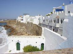 Marokko: Asilah de kunstenaarsstad in Marokko