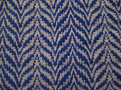 overshot weave sample | a sample from my overshot weave tabl… | Flickr