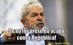 Conectium @conectiumnet  13 minHá 13 minutos LULA DECLARA GUERRA AO BRASIL https://osproscritos.wordpress.com/2016/03/26/lula-declara-guerra-ao-brasil/ …