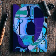 Generation Gap Notebook | Artist : Rupam Shah