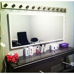 My makeup room   # Pin++ for Pinterest #