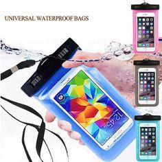 1 шт. ясно водонепроницаемый чехол сухой чехол для 5.5 дюймов телефона камеры мобильного телефона водонепроницаемые сумки для IPHONE 4 4S 5 5S 6 6 S плюс купить на AliExpress